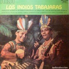 Discos de vinilo: INDIOS TABAJARAS. Lote 85770088