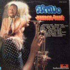 Discos de vinilo: JAMES LAST - BRAVO. Lote 85770928