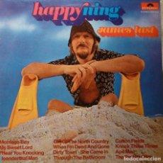 Discos de vinilo: JAMES LAST - HAPPYNING. Lote 85771976