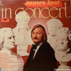 Discos de vinilo: JAMES LAST IN CONCERT. Lote 85772468