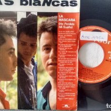 Discos de vinil: SINGLE (VINILO) DE ARMAS BLANCAS AÑOS 80. Lote 85804440