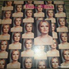 Discos de vinilo: MINA - TUA...MINA LP - EDICION ITALIANA - CAROSELLO RECORDS 1987 - STEREO - MUY NUEVO (5).. Lote 85810480