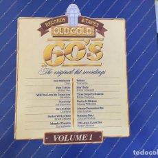 Discos de vinilo: LP OLD GOLD COLLECTION 60'S VOLUME 1-VARIOS. Lote 85829052