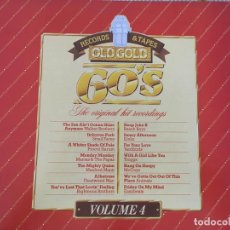 Discos de vinilo: LP OLD GOLD COLLECTION 60'S VOLUME 4-VARIOS. Lote 85829344