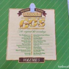 Discos de vinilo: LP OLD GOLD COLLECTION 60'S VOLUME 5-VARIOS. Lote 85829424
