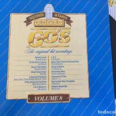 Discos de vinilo: LP OLD GOLD COLLECTION 60'S VOLUME 8-VARIOS. Lote 85829796