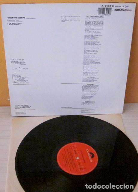 Discos de vinilo: THE STYLE COUNCIL - WALLS COME TUMBLING DOWN POLYDOR - 1985 - Foto 2 - 76170383