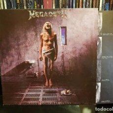 Discos de vinilo: MEGADETH - COUNTDOWN TO EXTINCION. Lote 85836912