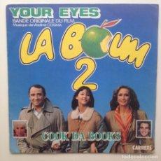 Discos de vinilo: VLADIMIR COSMA :LA BOUM 2 (1982). Lote 85845876
