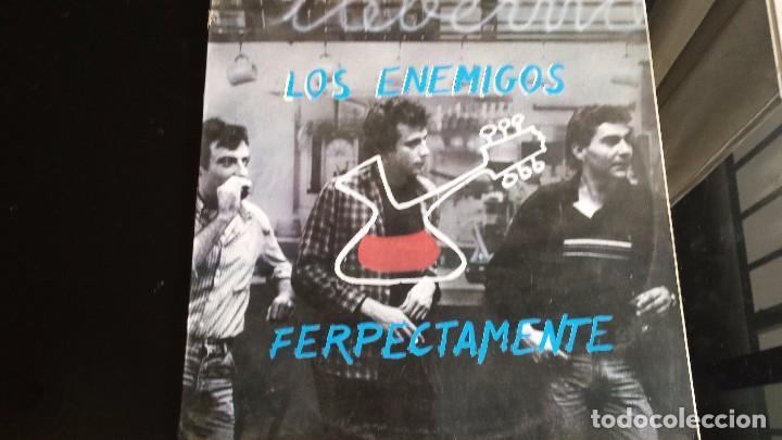LP LOS ENEMIGOS: FERPECTAMENTE (Música - Discos - LP Vinilo - Grupos Españoles de los 90 a la actualidad)