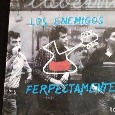 Discos de vinilo: LP LOS ENEMIGOS: FERPECTAMENTE. Lote 85909080