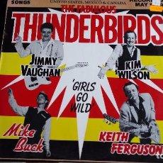 Discos de vinilo: LP THE FABULOUS THINDERBIRDS: GIRLS GO WILD. Lote 85909412