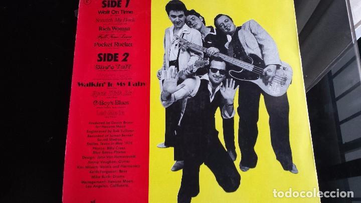 Discos de vinilo: LP THE FABULOUS THINDERBIRDS: GIRLS GO WILD - Foto 2 - 85909412
