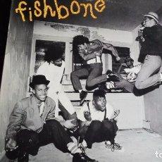 Discos de vinilo: LP FISHBONE: S/T (1º DISCO). Lote 85909828