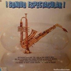 Discos de vinilo: SONIDO ESPECTACULAR. Lote 85917192