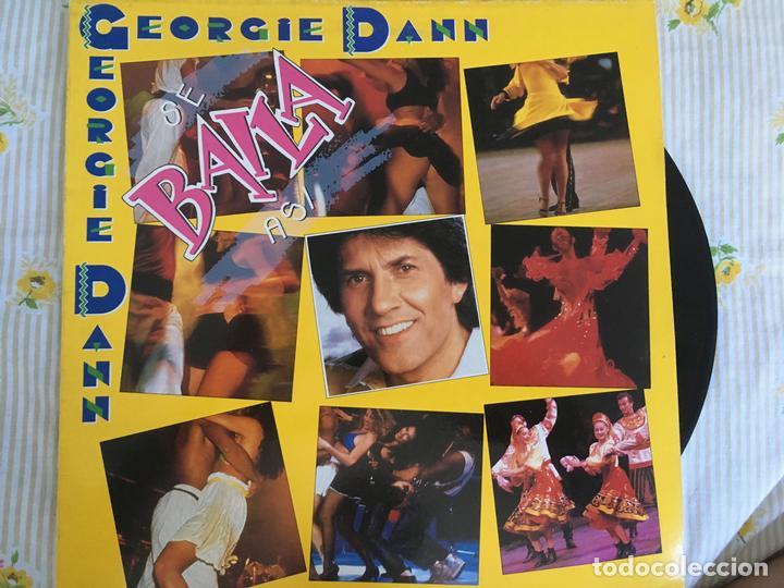 LP GEORGIE DANN-SE BAILA ASI (Música - Discos - LP Vinilo - Solistas Españoles de los 70 a la actualidad)
