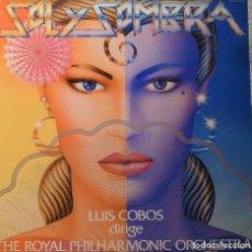Discos de vinilo: LUIS COBOS - SOLYSOMBRA. Lote 85921680