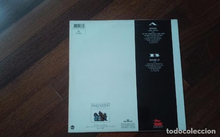 Discos de vinilo: Imagination-megamix.maxi españa - Foto 2 - 85923720