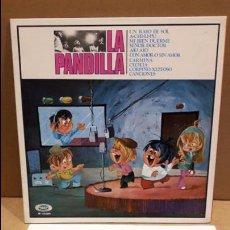 Discos de vinilo: LA PANDILLA. UN RAYO DE SOL Y OTRAS. LP-GATEFOLD / MOVIE PLAY - 1970 / LIGERAS MARCAS. ***/***. Lote 85925228