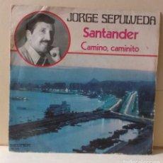 Dischi in vinile: JORGE SEPULVEDA SANTANDER CAMINITO CAMINITO. Lote 85936152