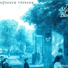 Discos de vinilo: LONG DISTANCE VOYAGER. THE MOODY BLUES. LP VINILO. 1981. Lote 85937116