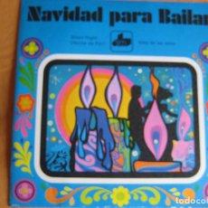 Dischi in vinile: NAVIDAD PARA BAILAR SG DIM 1971 SILENT NIGHT +1 EASY LISTENING JAPON - FLORAL POPS 70 -. Lote 85941512