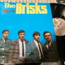 Discos de vinilo: THE BRISKS LP VOL.4 HISTORIA DE LA MÚSICA POP NUM.35. Lote 105153104