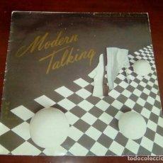 Discos de vinilo: MODERN TALKING - YOU CAN WIN IF YOU WANT - MAXISINGLE.12 - 1985. Lote 85951868