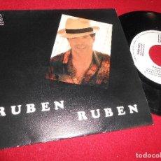 Discos de vinilo: RUBEN RUBEN YO NO ESTABA EN MI/OLVIDAR A MARIA 7'' SINGLE 1992 MIRG PROMO EDICION ESPAÑOLA SPAIN. Lote 85971560