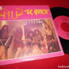 Discos de vinilo: ÑU SE QUIEN/LA BAILARINA 7'' SINGLE 1986 BARRABAS EDICION ESPAÑOLA SPAIN. Lote 85972804