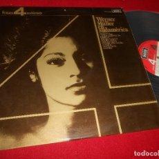 Discos de vinilo: WERNER MULLER EN SUDAMERICA LP 1971 DECCA PROMO EDICION ESPAÑOLA SPAIN. Lote 85983512