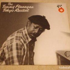 Discos de vinilo: TOMMY FLANAGAN ( THE TOMMY FLANAGAN TOKYO RECITAL ) 1975-GERMANY LP33 PABLO RECORDS. Lote 86005468