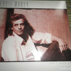 Discos de vinilo: EDDIE MONEY - CAN´T HOLD BACK LP - ORIGINAL HOLANDA - CBS 1986 CON FUNDA INT. ORIGINAL MUY NUEVO(5). Lote 86008464