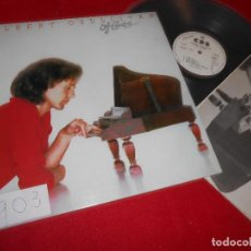 Discos de vinilo: GILBERT O'SULLIVAN OFF CENTRE LP 1980 CBS PROMO GATEFOLD EDICION ESPAÑOLA SPAIN + DOSSIER PROMO. Lote 86026924