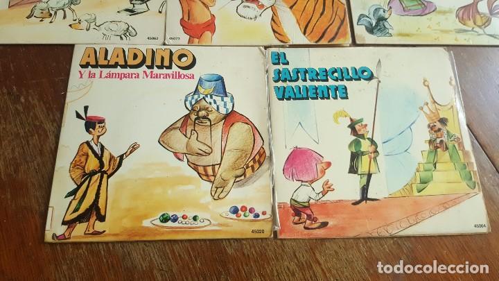 Discos de vinilo: Colección de cuentos infantiles clásicos. - Foto 2 - 86028920