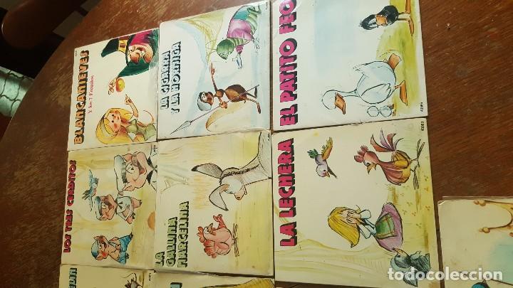 Discos de vinilo: Colección de cuentos infantiles clásicos. - Foto 4 - 86028920