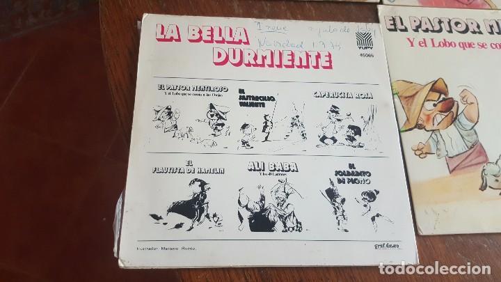Discos de vinilo: Colección de cuentos infantiles clásicos. - Foto 6 - 86028920