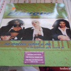 Discos de vinilo: THE FLAVOUR NO MATTER WHAT U DO. Lote 86029424