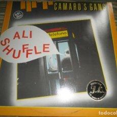 Discos de vinilo: CAMARO´S GANG - ALI SHUFLE MAXI 45 R.P.M. - ORIGINAL ESPAÑOL - VICTORIA RECORDS 1983 - . Lote 86033688