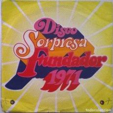 Discos de vinilo: MARIA OSTIZ-N' AVEIRIÑA DO MAR, MIL ROSAS , ROMANCE ANONIMO , CANTA, CANTA, DISCO SORPRESA FUND. Lote 86044880
