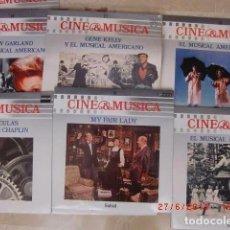 Discos de vinilo: CINE Y MUSICA-EL MUSICAL AMERICANO 3-LP. Lote 86060208