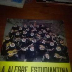 Discos de vinilo: LA ALEGRE ESTUDIANTINA. DESPIERTA.MB3. Lote 86086540