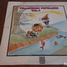 Discos de vinilo: VILLANCICOS POPULARES. VOLUMEN 1. DIME NIÑO DE QUIÉN ERES.. Lote 86094100