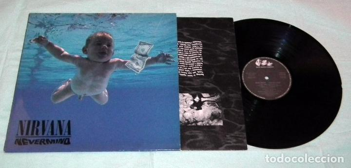 Lp nirvana - nevermind - Sold through Direct Sale - 53155060