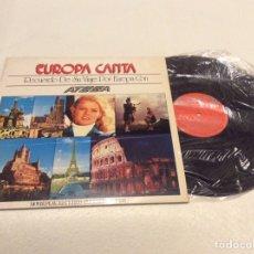 Discos de vinilo: VINILO LP - EUROPA CANTA ( JOAQUIN DIAZ & NUESTRO PEQUEÑO MUNDO ). Lote 86123168
