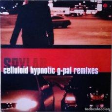 Discos de vinilo: SPYLAB-CELLULOID HYPNOTIC (G-PAL REMIXES), GUIDANCE RECORDINGS-GDR115. Lote 86123504