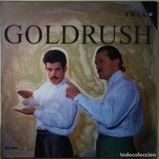 Discos de vinilo: YELLO-GOLDRUSH, VERTIGO-884 877-1. Lote 86134628