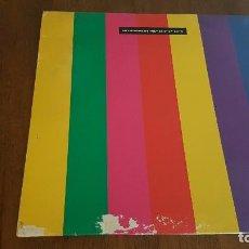 Discos de vinilo: INTROSPECTIVE. PET SHOP BOYS.. Lote 86138328