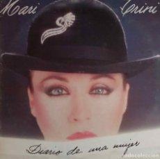Discos de vinilo: MARI TRINI, DIARIO DE UNA MUJER. LP ESPAÑA CON ENCARTE CON LETRAS. Lote 86146368
