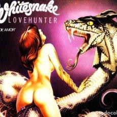 Discos de vinilo: WHITESNAKE. 6 LPS VINILO. HEAVY METAL DE LOS 80. Lote 86153744